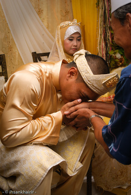 Ahmad's wedding