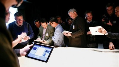iPad Etiquette - Get Ready to Be Annoyed